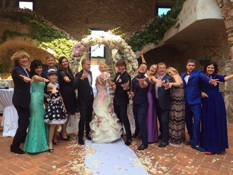 5d6ab1861 Наша свадьба прошла «на одном дыхании», каждую мину вечера мы наслаждалась  атмосферой вечера и программой от Edwin Group!